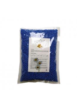 Cire Premium Azulène en Pastille 1Kg -  Beluxia Ile de la Réunion