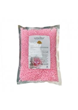 Cire Premium Rose en Pastille 1Kg - Beluxia Ile de la Réunion